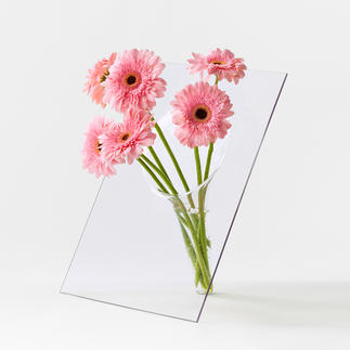Table Vase Make your floral arrangement look like a real piece of art.