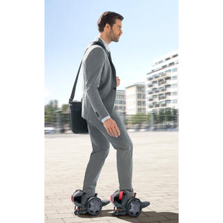 RocketSkates The latest trend – electric roller skating.  With a top speed of up to 11.8mph.*