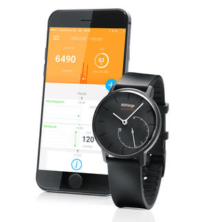 Withings Activité or Withings Activité Pop Modern activity tracker and elegant watch in one – the first of its kind.