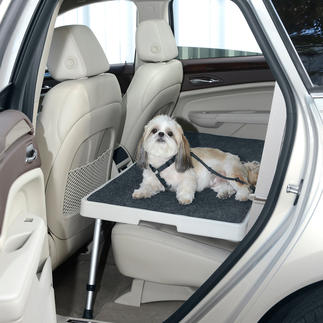 Dog Deck A safe place for your dog on the back seat - and for all your purchases, boxes, etc.
