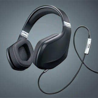 Magnat Design Headphones LZR 980 German precision technology plus Italian Design. Maximum comfort – for hours.