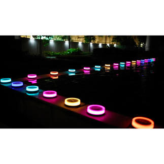 Playbulb Garden Light A UFO light show in your garden. Simple to control via Bluetooth. Uses solar technology.