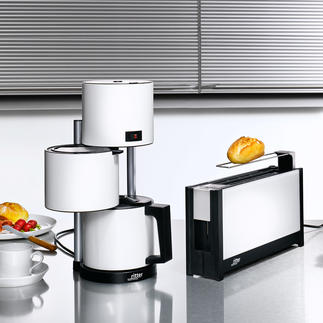 Breakfast Set by ritter A clear design in Bauhaus style. Multiple award winner. Made in Germany.