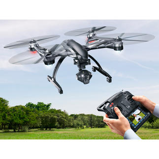 Multicopter Typhoon Q500 4K With 4K camera - open the box and fly. Superior technology.