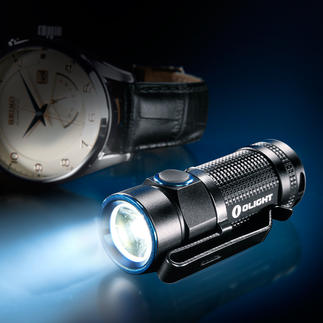 Olight™ S1 Baton Tiny light with a huge output. 4 luminosity levels. Small enough to put in your pocket.