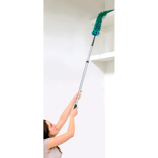 """Statikflex"" Duster Set Super flexible, microfibre duster. Ideal for cleaning difficult to reach areas."