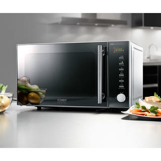 2-in-1 Microwave MG20C All the technology of professional cooking equipment – in a user-friendly design.