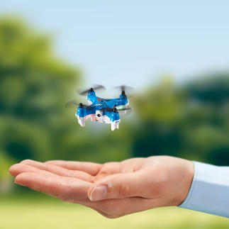 Mini Copter with camera One of the smallest camera drones in the world. A real stunt pilot that masters 360° moves.