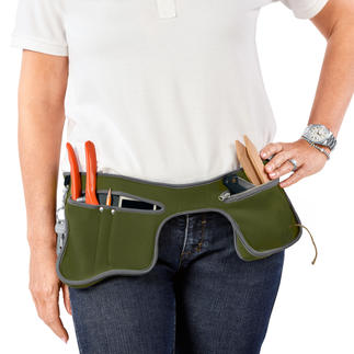 Poc-kit™ Gardener's Utility Belt Transport your tools and keep both hands free while gardening.