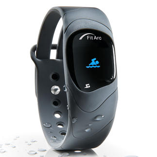 Fitness Tracker Fit Arc®-Reflex All in one fitness tracking for running and swimming.