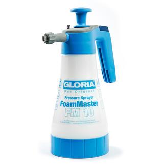 Gloria® Foam Master Spray foam instead of scrubbing.