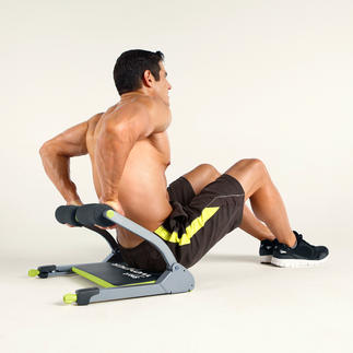 WonderCore Smart Total Body Trainer Your own mini gym at home – takes up little space.