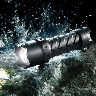 Coast LED Waterproof Torch Bright. Handy. Waterproof. Surprisingly affordable, too.