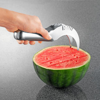 Melon Slicer Never before has it been this easy to serve a melon.