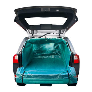 Car Transportation Bag Ideal to transport green waste, rubble, firewood …Quick installation without tools.