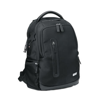 Rucksack with Fingerprint Lock (Almost) as safe as a safe. Only your fingerprint can open the electronic scanner lock.