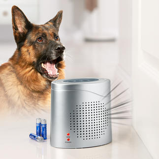 Electronic Guard Dog with Radar Detector The new generation of motion detectors. Also switchable to siren or doorbell sounds.
