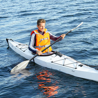 Nortik Folding Kayak The nortik folding kayak: Thanks to ingenious origami technology folds out in just 3 to 5 minutes.