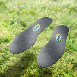 Noene® Insoles High-tech joint protection for every shoe. Only 2mm (!) thick.