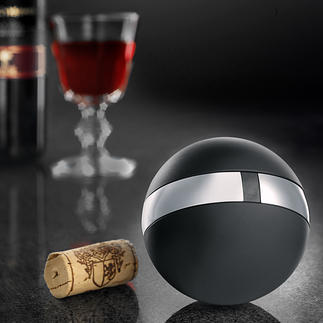 Rosendahl Wine Sphere Fascinating design object with element of surprise.