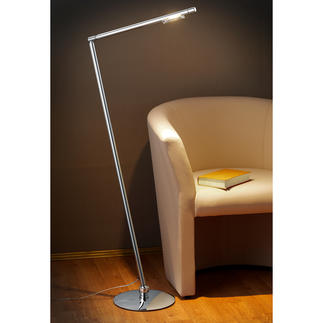 Standard Lamp Tubi The elegant light source for your reading corner, study, office, practice, chambers ...