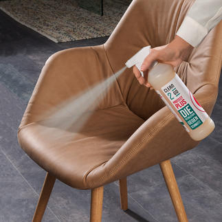 Clean2go® Protect Plus State of the art stain and moisture protection. No solvents and noxious aerosols.