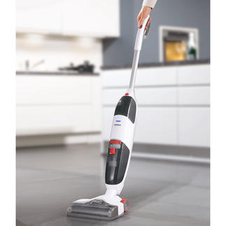 Saugwischer SC 7148 Vacuums dust and dirt, mops and dries – in one go. Cable-free.