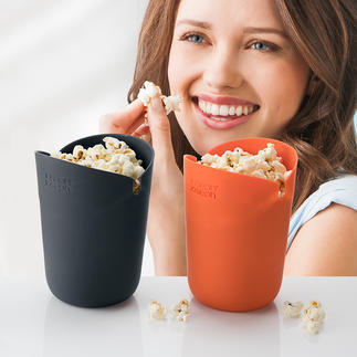 Microwave Popcorn Box, set of 2 Homemade popcorn, as deliciously crispy as in the cinema.
