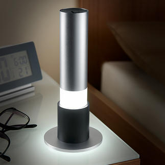 2-in-1 Bedside Lamp Reading light. Night light. Mood light. And a practical torch in a single action.