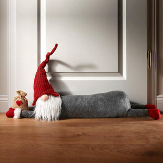 Door Draught Stopper Christmas From now on, the draught under your front or terrace door will be a thing of the past.