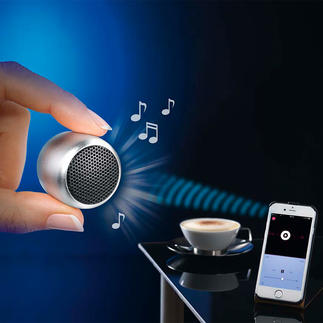 Mini Bluetooth Speaker Astonishing sound quality in pocket format. Wireless.