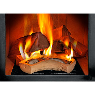 Reusable Fireplace Lighter Made of heat-storing CeraFlam® ceramic. Handmade in Germany.
