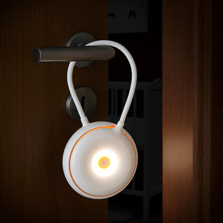Battery Vario Lamp Brilliantly versatile: Table, hand and pendant lamp in one. Cable-free.