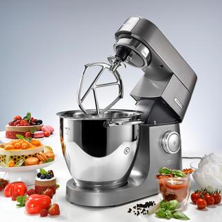Kenwood Chef XL Titanium Kitchen Machine From Kenwood: The strongest Chef Titanium ever.