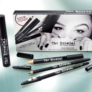 The BrowGal The beauty secret for trendy, full and perfectly defined eyebrows.