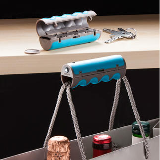 gripOne® Carrying Tool, Set of 2 The clever carrying tool for almost all bags.