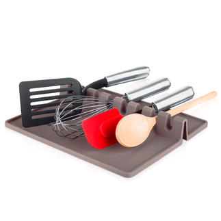 XL Kitchen Utensil Tray Everything within reach while your work surface remains clean.
