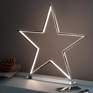 Shining Star Harmonises with any interior style.
