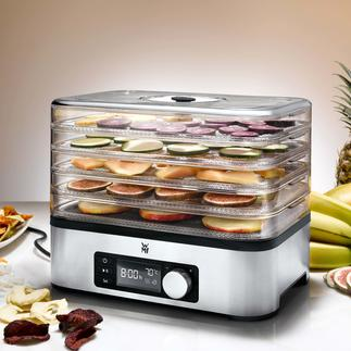 WMF KÜCHENminis Food Dehydrator Machine Dried fruit, banana chips, muesli bars, … Easily made at home.