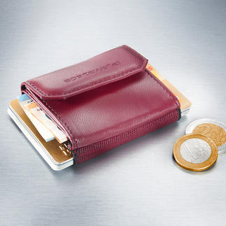 Space Wallet® Mini Women's Wallet The clever space-saving wonder in women's wallets.