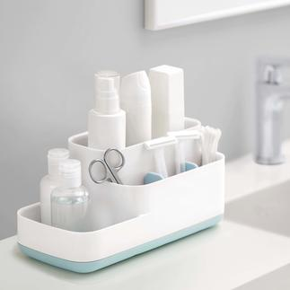 Joseph Joseph Bathroom Caddy Ingenious bathroom caddy with 5 compartments.