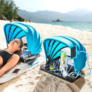 Beach Shelter 2.0 Ingeniously portable, protective and convenient. Developed in Australia.