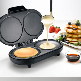 Pancake Maker Makes light and fluffy pancakes quickly and just as you like them.