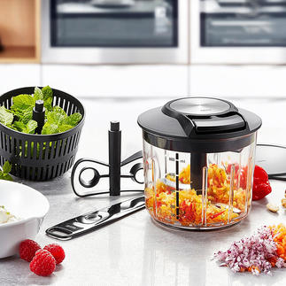 GEFU® Multi-purpose Food Processor German KitchenInnovation® of the year 2018.