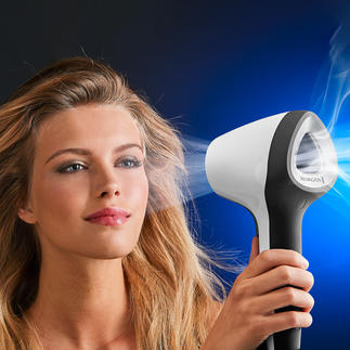 Air3D Professional Hair Dryer Faster and gentler drying and styling.