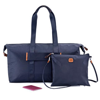 Bric`s 2-in-1 Multi Bag Lightweight, foldable, versatile and especially elegant.
