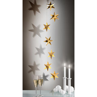 Mobile Star Dance Danish design makes the stars dance for you. Beautiful, simple, elegant.