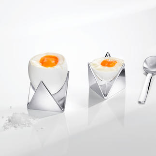 Alessi Egg Cup Roost The best utility art from the famous Italian design studio.
