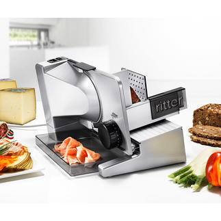 Ritter Universal Slicing Machine serano9 Duo Plus Durable quality made in Germany. By ritter.