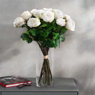 Avalanche Rose Bouquet Everlasting beauty: Fascinating and true to nature - just like fresh from the florist.